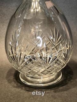 BACCARAT Crystal Carafe