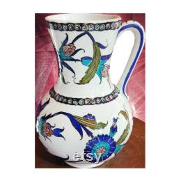 Carafe, Ceramic Carafes, Carafe Set, Custom Colorful Decor,Home Decor, Gift For Home, Moving Gift, Decorative Carafe, Carafe Set Uk