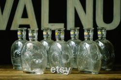 Collection of Seven VINTAGE Retro French RICARD Water Table CARAFES