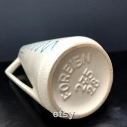 Foreign 50's ceramic pitcher