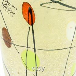 GlassOfVenice Murano Glass Picasso Pitcher or Carafe