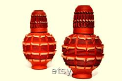 Handmade Carafe, housewarming gift, Office Decor, Home Decor