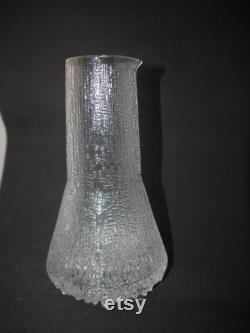 Iittala Ultima Thule Tapio Wirkkala Decanter Carafe Glass 70s