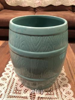 Rare Ceramic- Stoneware Nestea Iced Tea Dispenser with spigot