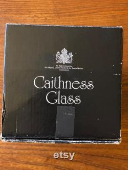 Scandinavian influenced Carafe 1960s Caithness Morven design Domhnall O Broin