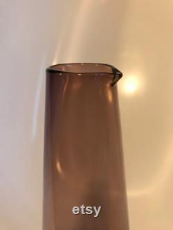 Timo Sarpaneva glass pitcher 2503 iittala